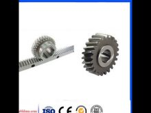 Gear Rack And Pinion For Cnc Machines