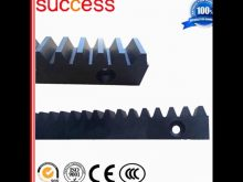 Gear Rack And Pinion For Construction Hoist,Electric Motor Reduction Gearbox
