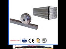 Gear Rack And Pinion For Construction Hoist,Speed Reducer Gearbox