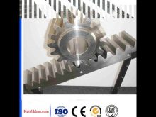 Gear Rack And Pinion ,M5 Gear Rack And M8 Rack Gear Gjj Brand For Construction Hoist