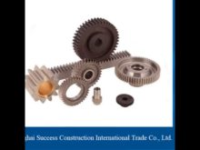 Gear Racks And Pinions For Cnc Machines, Nylon Gear Rack