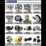 Gear Racks And Pinions For Cnc Machines, Nylon Gear Rack,Rack Gear