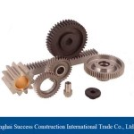 Gear Racks And Pinions For Cnc