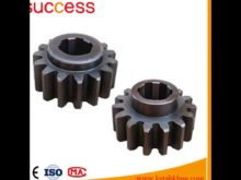 Gear Steel Gear Rack For Construction Hoist In Drive Shafts
