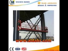 good high building suspended platform price