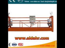 good mobile suspended platform supplier