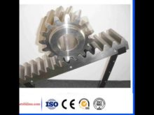 Good Quality Rack And Pinion / Cnc Router Rack