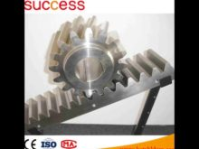 Good Quality Rack Equipment C45 Pinion And Gear