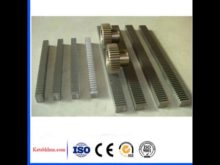 Good Quality Rack Pinion Linear Motion Rack And Pinion Mechanism Rack And Pinion Steering