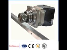 Good Quality Standard Stainless Steel Round Gear Rack And Pinion