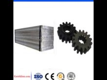 Good Quality Steel Pinion And Rack