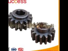 Hardened Ground Gear Racks And Pinion