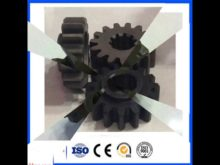 Helical Gear Rack And Pinion Gears