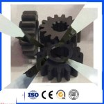 Helical Gear Rack And Pinion With Aluminum Material