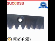 Helical Gear Rack Made In China, Shanghai