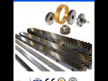 Helical Gear Racks And Pinions