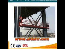 high building cleaning equipment suspended platform/cradle equipment