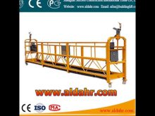 High operating suspension mechanism suspended Platform