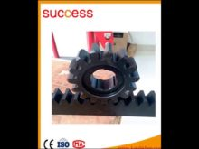 High Precision Cnc Gear Rack , Precision Rack Gear And Pinion Gear, Gear Rack
