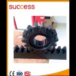High Precision Cnc Gear Rack , Precision Rack Gear And Pinion Gear, Gear Rack