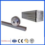 High Precision Gear Rack And Pinion For Cnc Machine