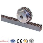High Precision Gear Rack & Pinion For Cnc All Kinds Of Applications