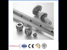 High Precision Long Life Worm Gear And Worm And Gear Set