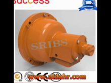 High Precision Machinery Steel Worm and Bronze Gear in Reducer