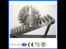 High Precision Plastic Straight Teeth Gear Rack