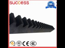 High Precision Small Rack And Pinion Gears, Spur Gear Racks, Helical Gear Rack