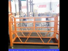 High Quality Pin Type Suspended Platform