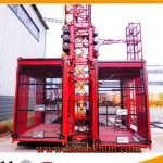 High Quality Sc100 Sc200 Construction Hoist Lifting Machine Price List