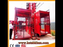 High Quality Sc100 Sc200 Construction Material Hoist For Sale