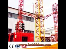 High Quality Sc200 Best Selling Building Construction Hoist