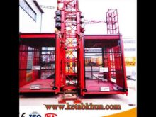 High Quality Stable 2 T Hoist