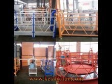 High Quality Zlp Rope Suspended Platform With Caster