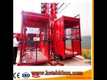 High Safety And Stability Electric Construction Hoist,Construction Lifting Equipment Hoisting