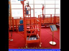 High Safety Suspended Platform Control Panel