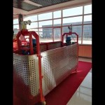 High Safety Winch System Gondola