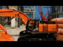 Hitachi Zaxis 470 LCH Review