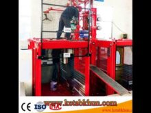 Hoist and Sc100 1000 Kg of Goods Elevator Mechanical Device