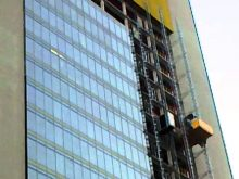 hoist Construction and Material lift Electroelsa Elevadores de obras NR18