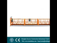 Hoist Electric Construction Platform Lift