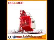 Hoist Self Erecting Popular High Quality Tower Crane