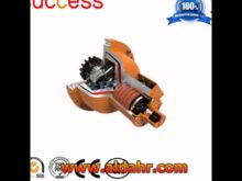 Hoist Worm Gear Standard/Non Standard Reducer and Related Accessories