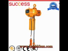 Hoisting Speed 32 14/15 60/3 5 M/Min Jib Load Capacity 1t