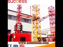 Hoisting Speed 32 14/15 60/3 5 M/Min, Qtz250/5010 C Tower Crane