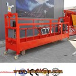 Hot Sale Aerial Mobile Suspended Work Platform