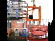 Hot Sale Aerial Suspended Scaffold /Work Platform