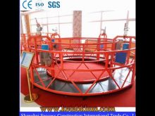 Hot Sale Aluminum Zlp630 Suspended Working Platform